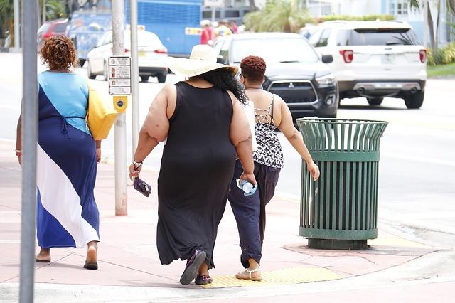 Personnes obèses