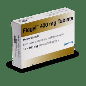Boite de Flagyl (avant)