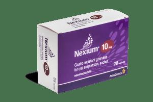 Inexium - Nexium en boite