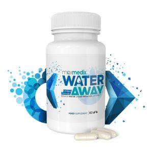 Water Away, un diurétique puissant accessible sans ordonnance