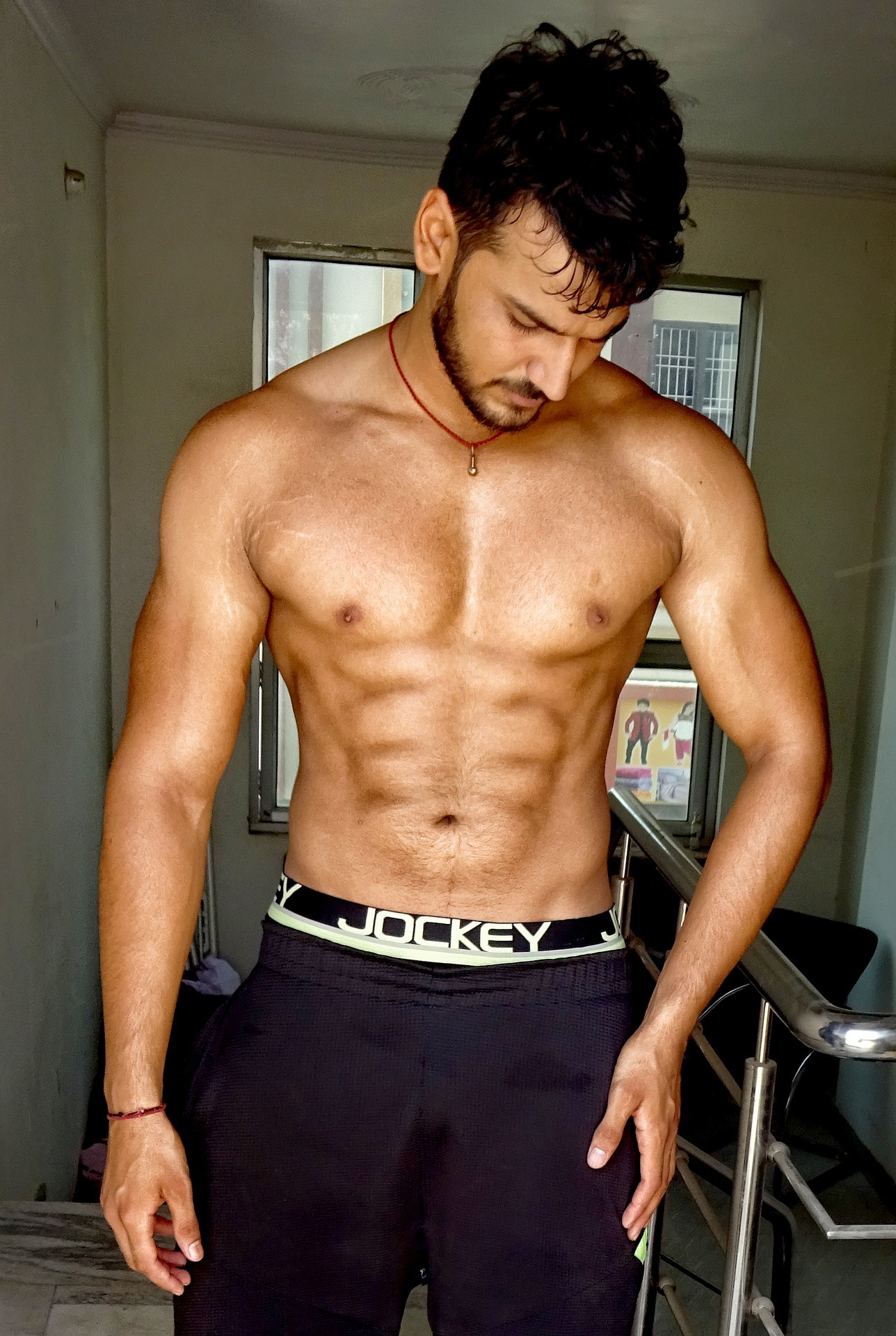 Musculature apparente