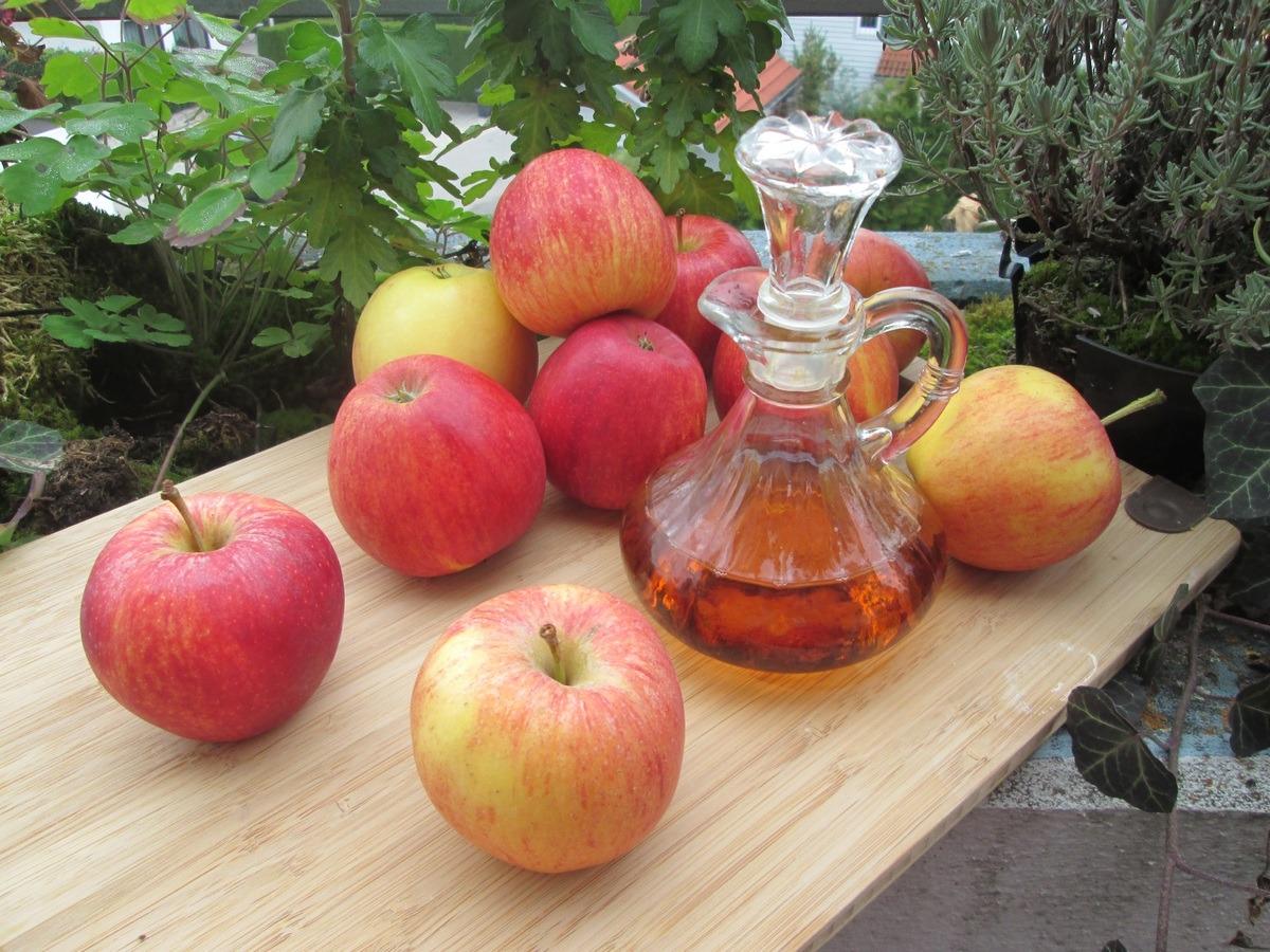 Vinaigre de cidre de pomme pour maigrir : oui, et plus encore