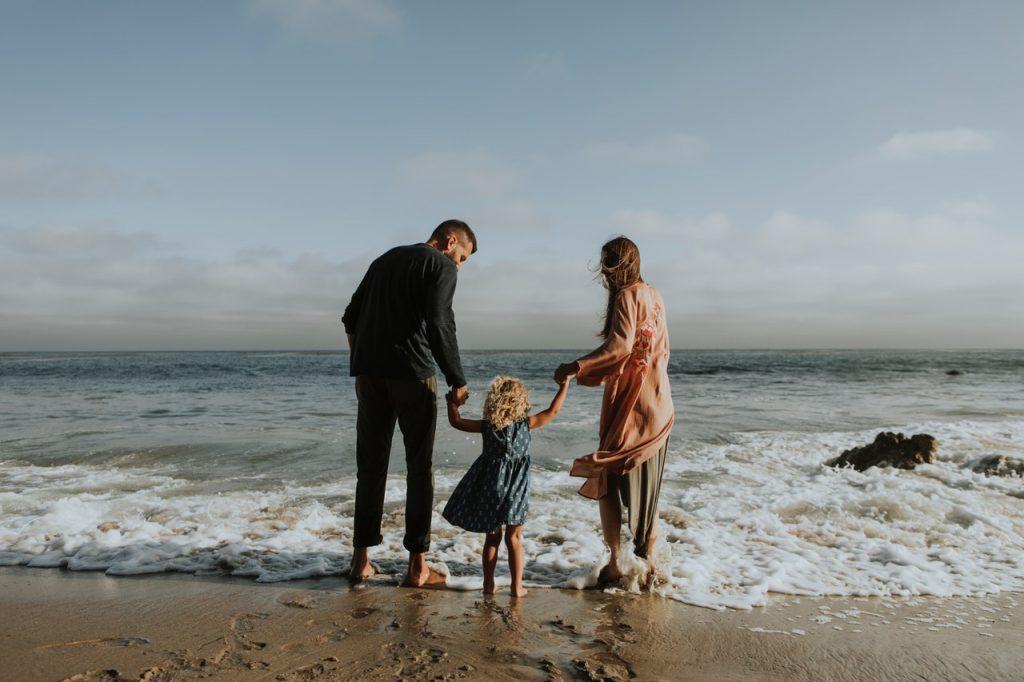 Parents et enfant