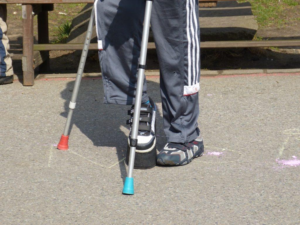 Le handicap peut prendre diverses formes