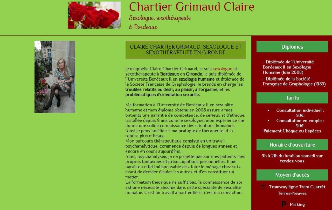 Quels sont les meilleurs sexologues sur Bordeaux et sa région ?