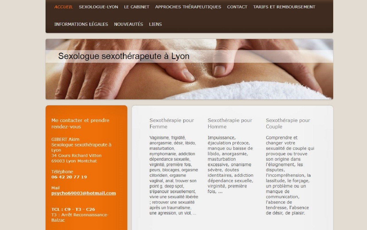 Quels sont les meilleurs sexologues sur Lyon et sa région ?
