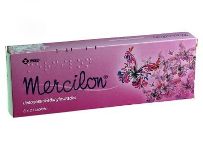 Acheter au meilleur prix sa pilule Mercilon