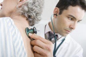 Consultation chez le médecin