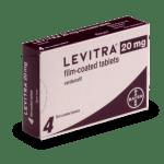 Boîte de Levitra