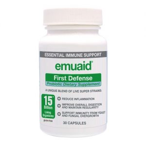 Emuaid First Defense Probiotique