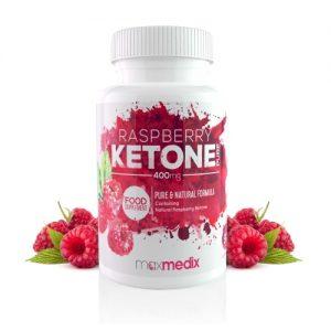 Cétone de framboise avec Raspberry Ketone Pure