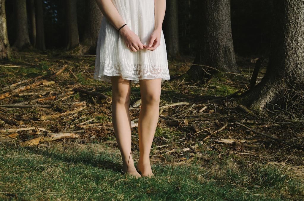 De la graisse peut s'accumuler au niveau des genoux