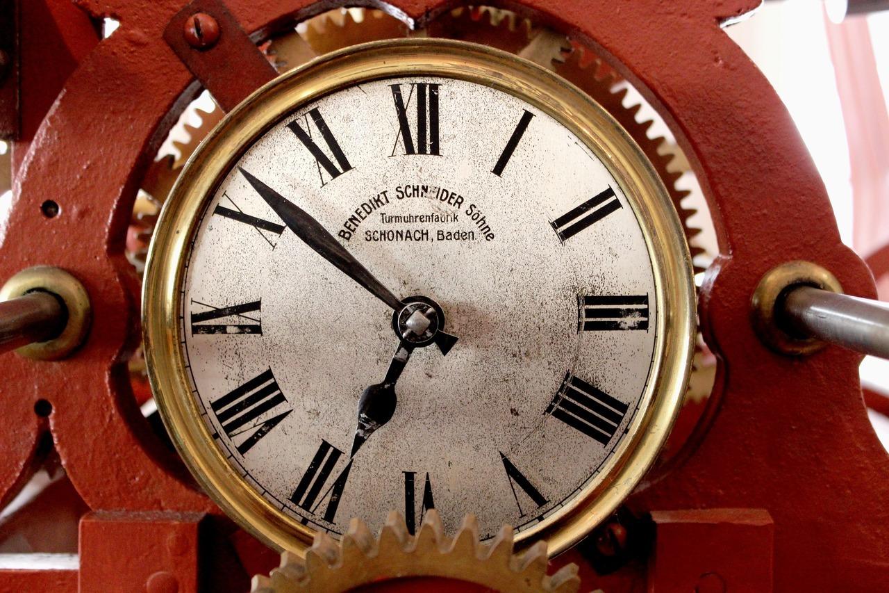 Test de l'horloge
