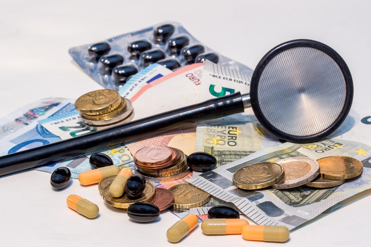Argent et médicaments