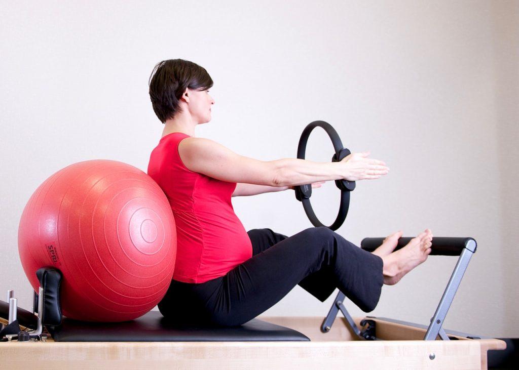 Troisième trimestre de grossesse ne rime pas avec inactivité !