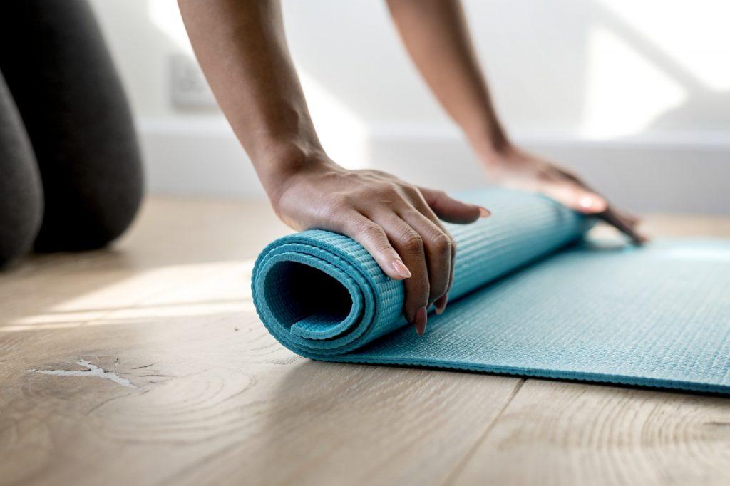 Le Pilates aident à lutter contre le stress