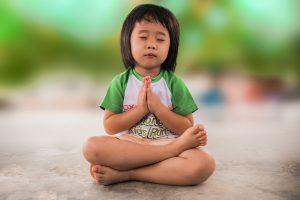 Enfant zen