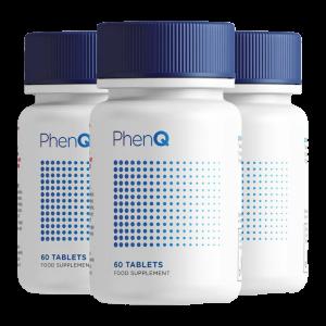 Le prix de PhenQ varie selon l'offre choisie