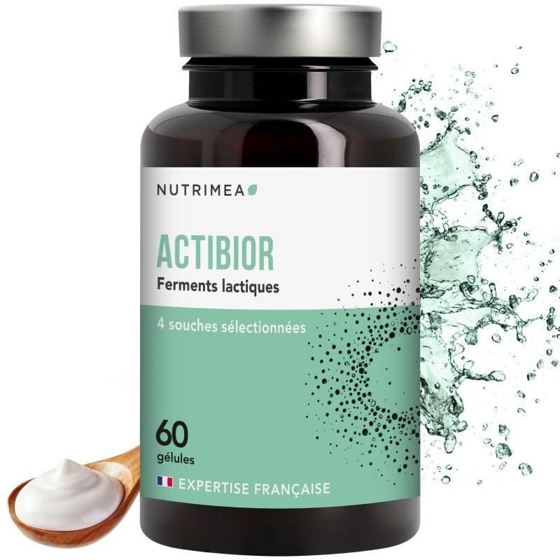 Actibior, le probiotique sans ordonnance