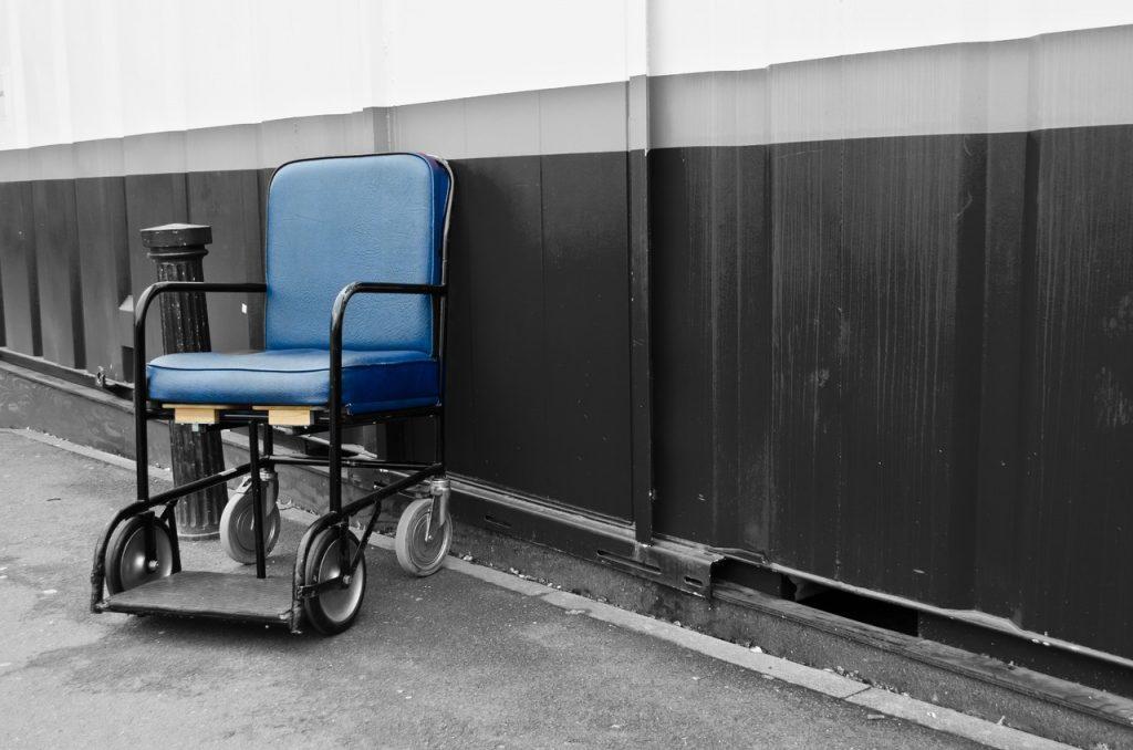 Le handicap ne se limite pas au fauteuil