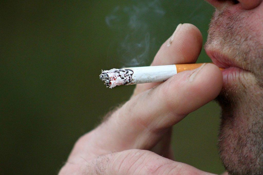 le tabac augmente le risque de troubes de l'érection