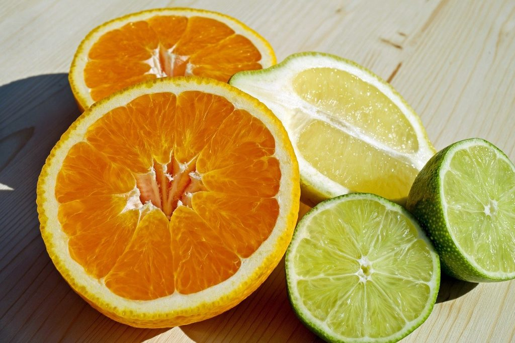 Source de vitamine C