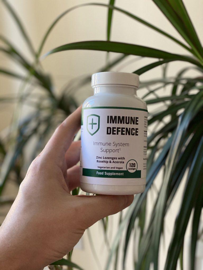 Immune Defence pour booster ses défenses immunitaires