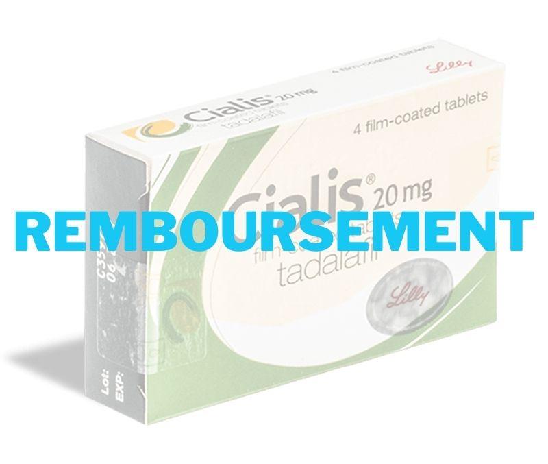 CIALIS _ Remboursement