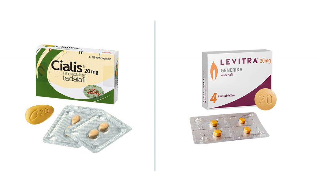 Cialis vs Levitra