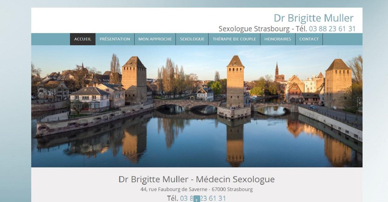 Dr Brigitte Muller