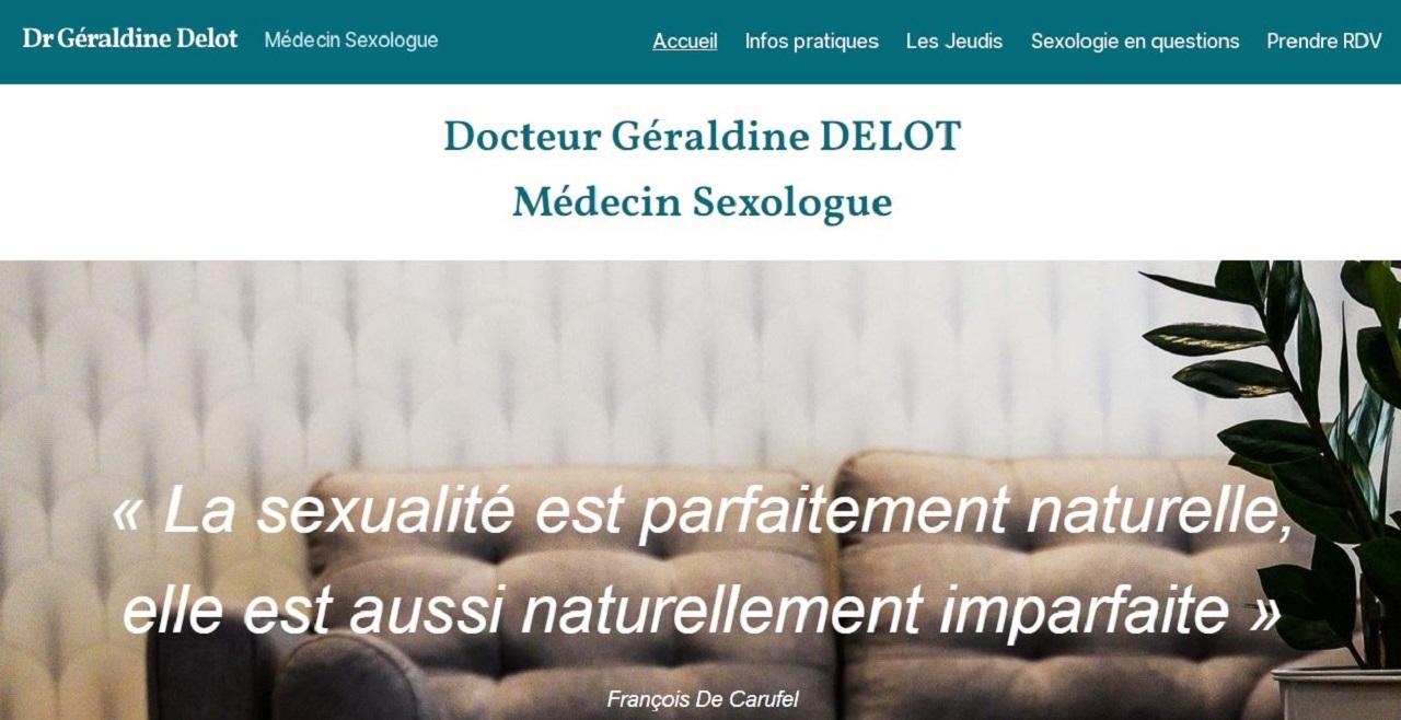 Dr Géraldine Delot