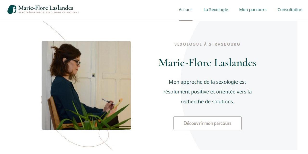 Marie-Flore Laslandes