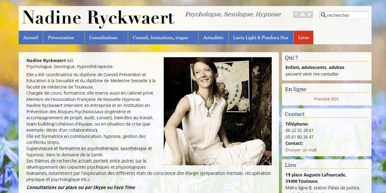 Nadine Ryckwaert