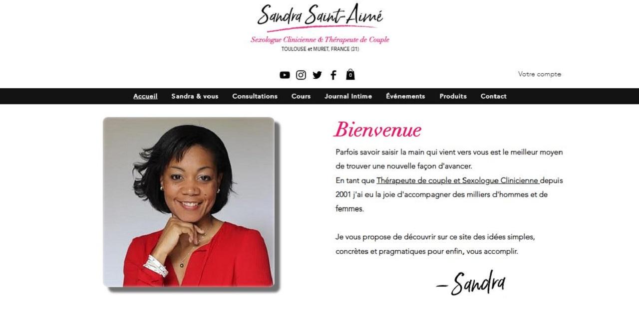 Sandra Saint-Aimé